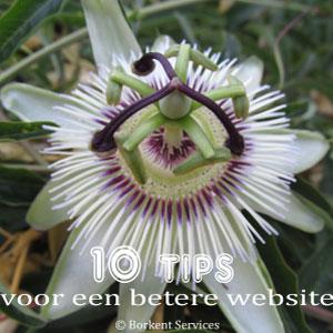 10 tips voor een betere website